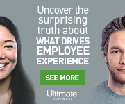 Uncover the surprising truth about what drives employee experience. See more. Ultimate Software