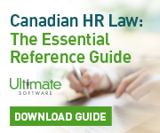 Canadian HR Law: The Essential Reference Guide - Download Guide