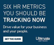 Six HR Metrics You Should Be Tracking Now. Drive value for your business and your people. Get the guide. | Ultimate Software
